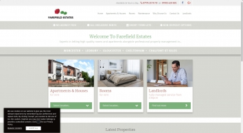 Farefield Estates screenshot