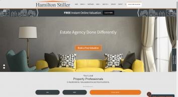Hamilton Stiller Estate Agents screenshot