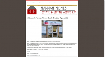 Hannah Homes screenshot