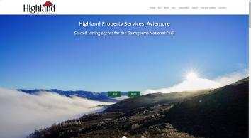 Highland Property Services screenshot