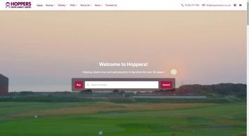 Hoppers Estate Agency  screenshot