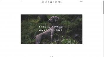 Hound & Porter screenshot