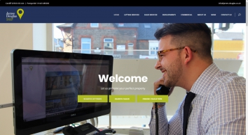 James Douglas Sales and Lettings screenshot