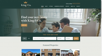 King & Co screenshot