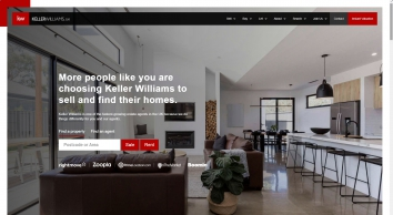 Keller Williams screenshot