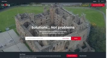 Letting Solutions screenshot