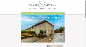 Mavor & Company screenshot