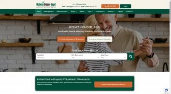 McEwan Fraser Legal screenshot