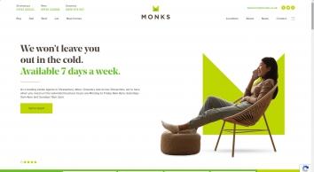 Monks Estate & Letting Agents screenshot