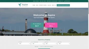 Aspire Estate Agents screenshot