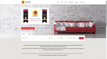 Newman Properties screenshot