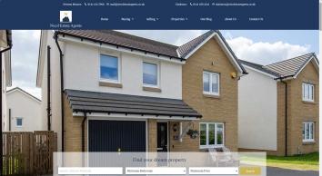 Nicol Estate Agents screenshot