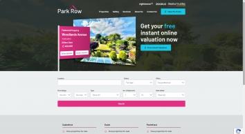 Park Row Properties screenshot