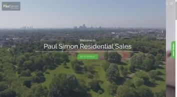 Paul Simon Residential Sales