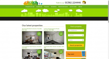 Pavillion Properties screenshot