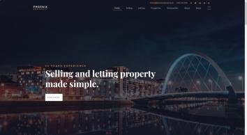 Phoenix Property Group screenshot