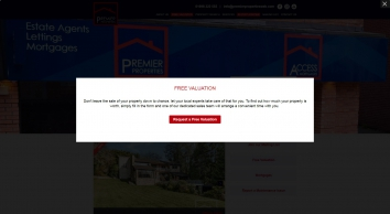 Premier Properties screenshot