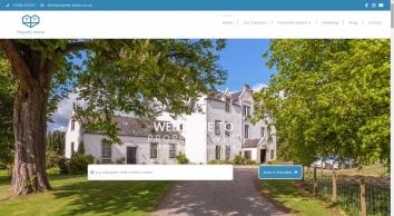 Property Webb screenshot