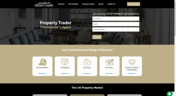 Property Trader screenshot