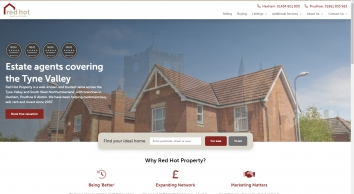Red Hot Property Group Limited screenshot