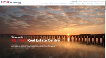 RE/MAX Real Estate Centre screenshot
