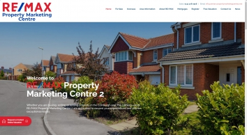 RE/MAX Property Marketing Centre Edinburgh screenshot