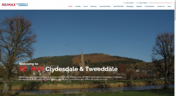 RE/MAX Clydesdale & Tweeddale screenshot