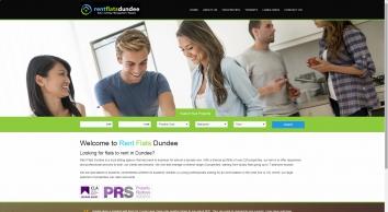 Rent Flats Dundee screenshot