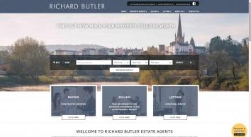 Richard Butler Sales & Lettings screenshot