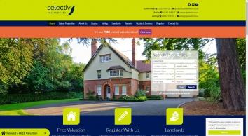 Selectiv Property Sales & Lettings screenshot