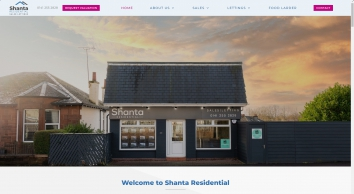 Shanta Residential screenshot