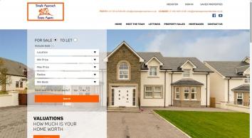 Simple Approach Estate screenshot