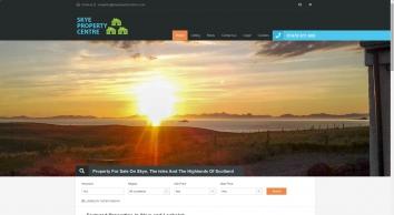 The Skye Property Centre screenshot