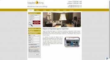 Cameron King Estate Agents screenshot