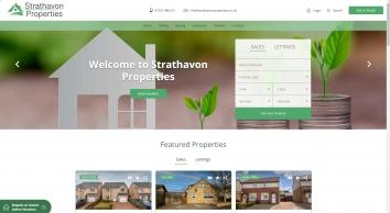 Strathavon Properties screenshot