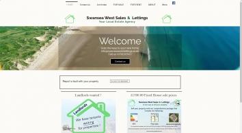Swansea West Sales & Lettings screenshot