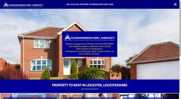 Accommodation Agency screenshot
