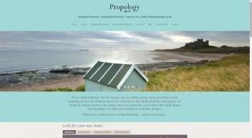 Propology Boutique Properties screenshot