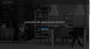 Victoria-Homes Estate Agents screenshot