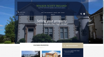Walker Scott Ireland Ltd screenshot