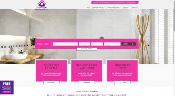Yvonne Fitzgerald Properties screenshot